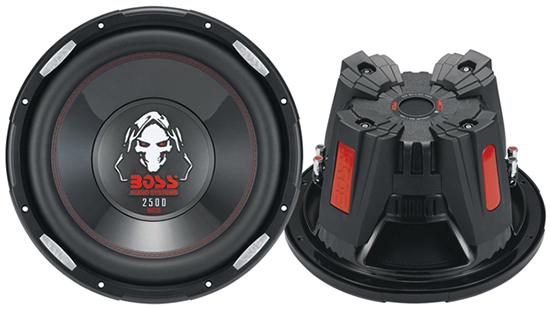 Сабвуфер Boss Audio P156DVC