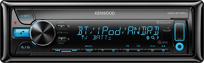 Автомагнитола Kenwood KDC-BT45U