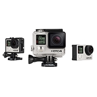 Экшн камеры GoPro Hero4 Black, GoPro Hero4 Silver и GoPro Hero поражают своим функционалом!