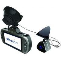 Видеорегистратор ParkCity DVR HD 450 - две камеры, Full HD и широкий дисплей