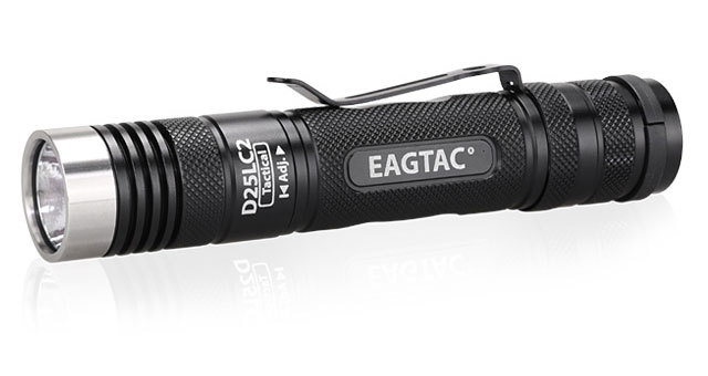 Фонарь EagleTac D25LC2 Tactical