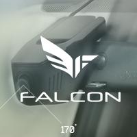 Встречайте, уже в продаже - штатный автомобильный видеорегистратор Falcon WS-01-UNI!