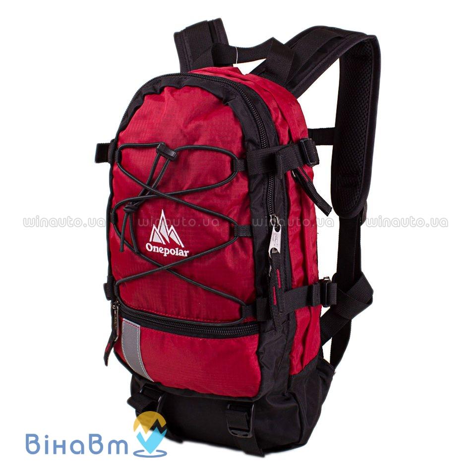 ᐈ Рюкзак Onepolar W910-Red купить со скидкой • Винавто интернет-магазин